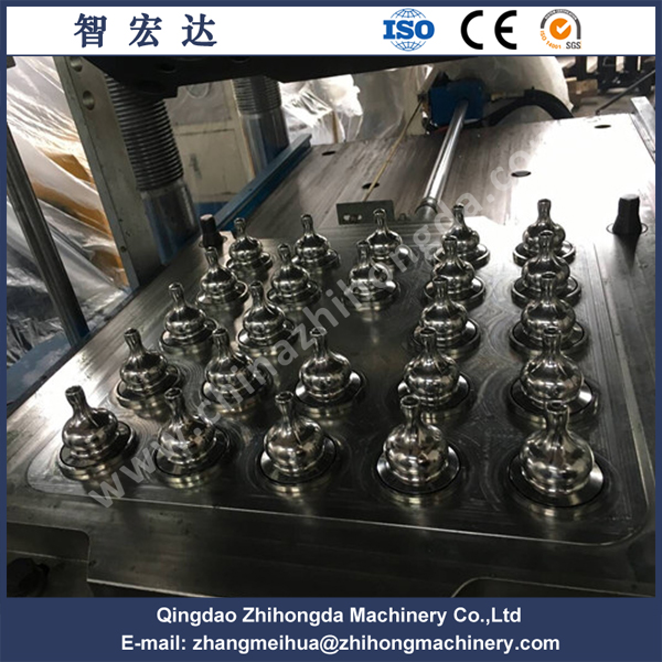 Rubber Injection Mold-Nipple
