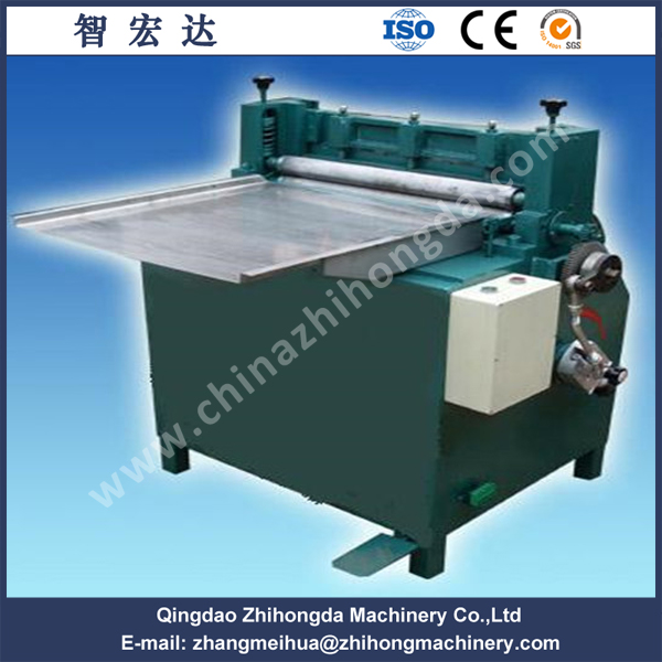 Horizontal Rubber Cutting Machine