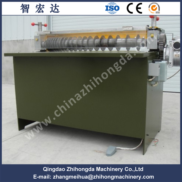 Vertical Rubber Slitter Machine-Fixed Blade Type