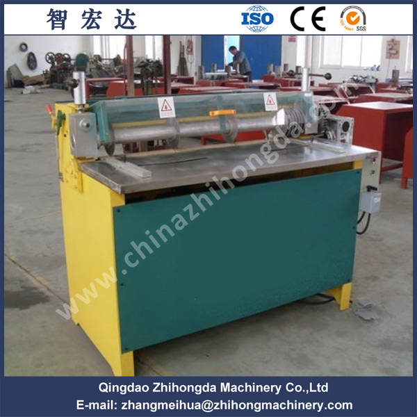 Vertical Rubber Splitting Machine-Adjustable Type