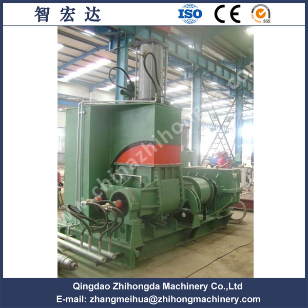Rubber Internal Mixer 55L