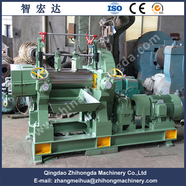 Two Roll Mixing Mill 160/250/400/450/550/660