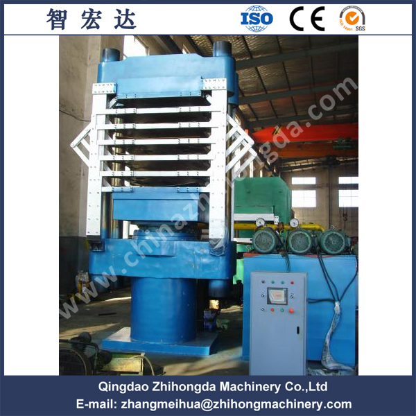 800T EVA Foam Sheet Hydraulic Press